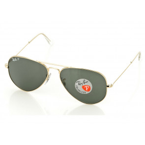 Ray-Ban RB 3025 001/58 AVIATOR SIZE 58