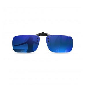 Polarizált fedél szemüveghez mirror-blue