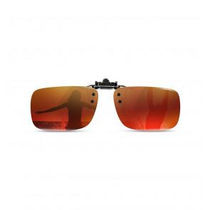 Polarizált fedél szemüveghez mirror-red